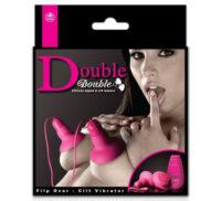 Göğüs ve klitoris uyarıcı vibratör